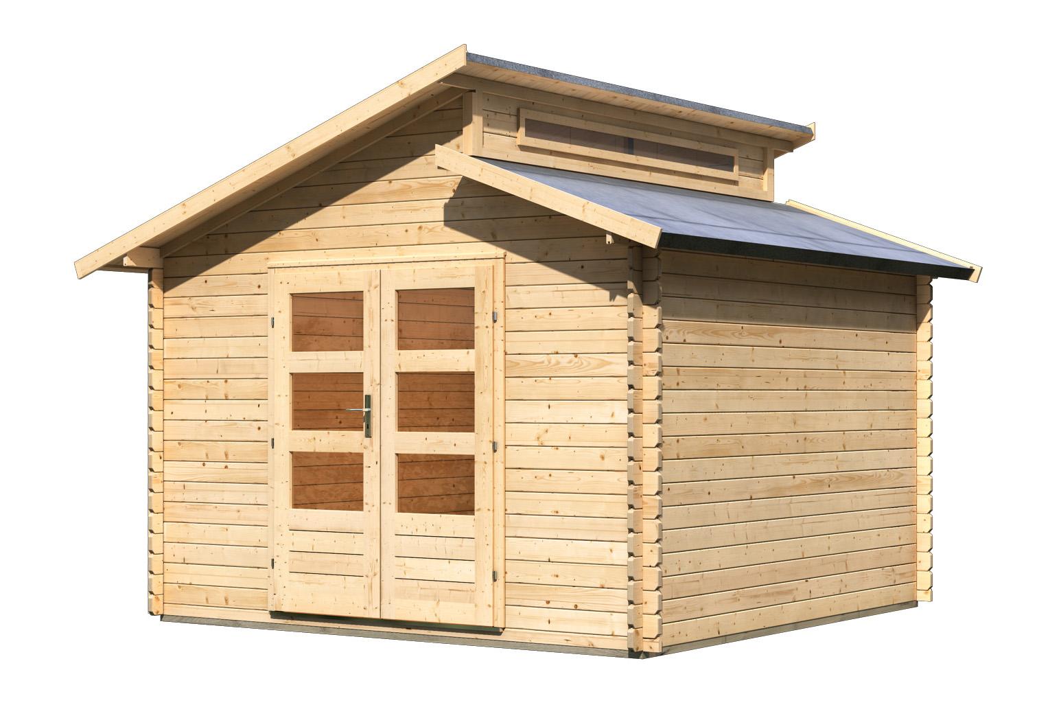 gartenhaus v rmland gr nelo grauburg g nstig kaufen online shop. Black Bedroom Furniture Sets. Home Design Ideas