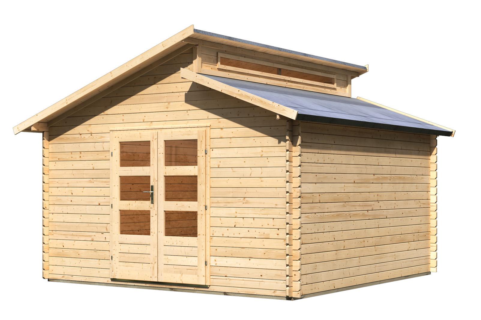 gartenhaus v rmland 2 online g nstig kaufen. Black Bedroom Furniture Sets. Home Design Ideas